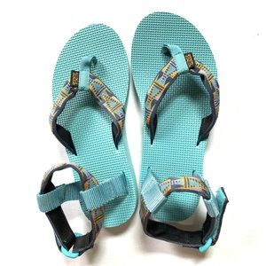 Mosaic Original Sandals Vintage Teva Indigo 0Om8nyvNw